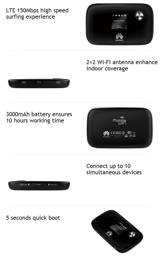 huawei e5776 4g lte cat 4 150mbps mobile wifi mifi router modem junelaw 1305 17 junelaw@2